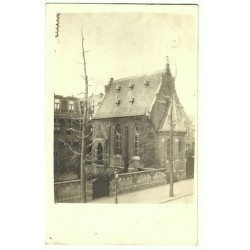 Amsterdam 1932 - Kapel van Eeghtenstraat - fotokaart