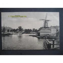 Haarlem 1917 - molen aan het Spaarne