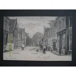 Naarden 1902 - Marktstraat