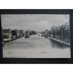 Alphen ca. 1905 - Rijngezicht