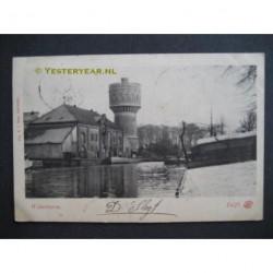 Delft 1902 - watertoren