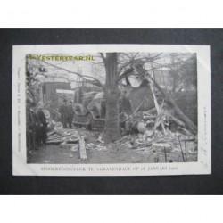 Den Haag 1902 - Spoorwegongeluk