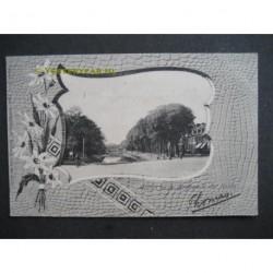 Den Helder 1905 - gezicht op de Hoofdgracht