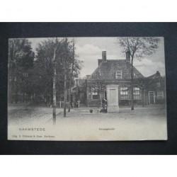 Haamstede 1904 - Dorpsgezicht