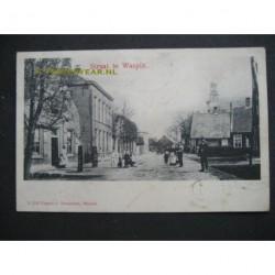 Waspik 1904 - Straat