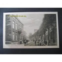 Waalwijk 1920 - Grootestraat - Haveneinde