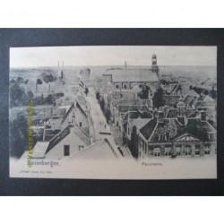 Zevenbergen ca. 1900 - panorama
