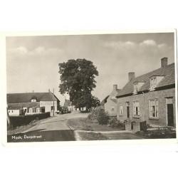 Mook 1955 - Dorpstraat