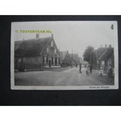 Waspik 1918 - groet uit - Kerkstraat