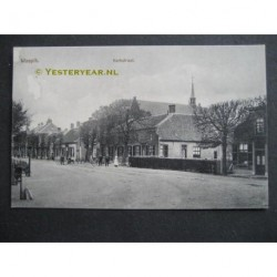 Waspik ca. 1915 - Kerkstraat