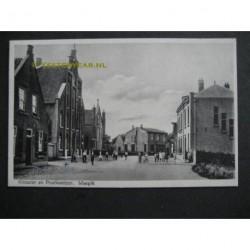 Waspik ca. 1925 - klooster en postkantoor