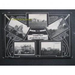 Zevenbergen 1920 - groeten uit
