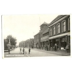 Kaatsheuvel 1948 - Hoofdstraat