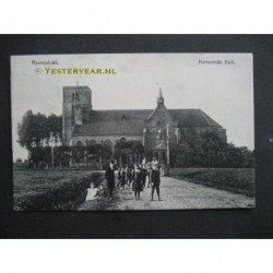 Raamsdonk 1916 - Hervormde Kerk