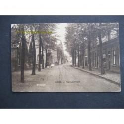 Lisse ca. 1915 - Kanaalstraat