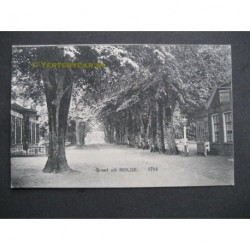 Rolde 1911 - groet uit - Asserstraat