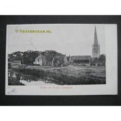 Tzum 1909 - Oostkant
