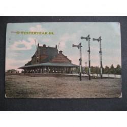 Vlaardingen 1908 - Station