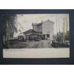 Velp ca. 1900 - Station Stoomtram Velp-Dieren
