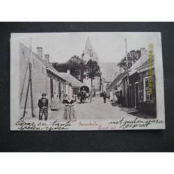 Serooskerke 1901 - groet uit