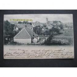 Sluis 1902 - panorama