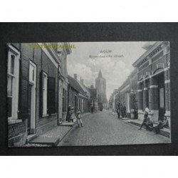 Wouw ca. 1915 - Roosendaalsche straat