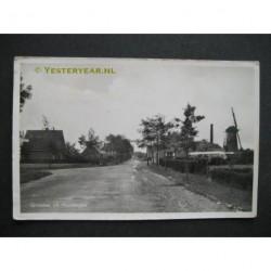 Huijbergen 1950 - groeten uit