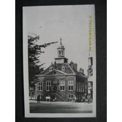 Vlaardingen ca. 1950 - Gemeentehuis - fotokaart