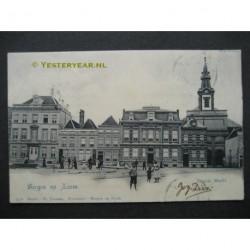 Bergen op Zoom 1902 - Groote Markt