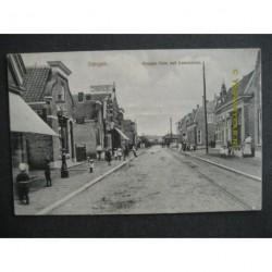 Dongen 1913 - Hoogen Ham met tramstation