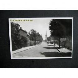 Ossendrecht 1951 - Aanwas