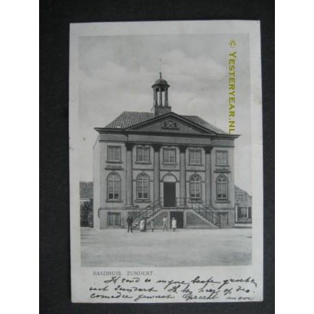 Zundert 1905 - Raadhuis