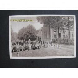 Oirschot 1916 - de school te Straten