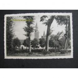 Reusel 1955 - Ooster Abdij Toren