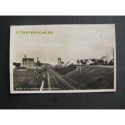 Bergen op Zoom 1931 - Stalenbrug - fotokaart