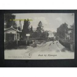 Beek 1901 - bij Nijmegen