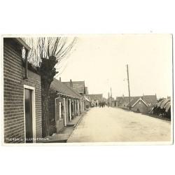 Piershil 1940 - Sluisjesdijk - fotokaart