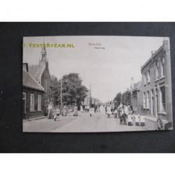 Moerdijk 1918 - Steenweg