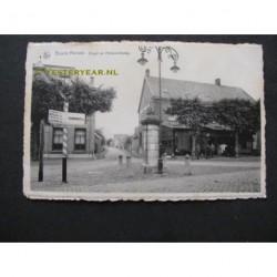 Baarle Nassau ca. 1930 - Singel en Alphenseeg