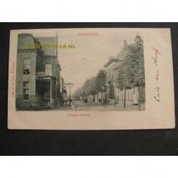 Waalwijk 1902 - Groote Straat
