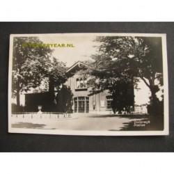 Oisterwijk 1950 - Station - fotokaart