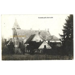 Helvoirt 1911 - Kasteel Zwijnsbergen - fotokaart