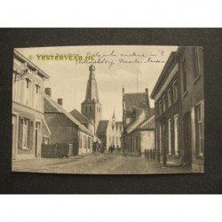 Baarle Hertog 1915 - Kerkstraat
