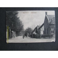 Maarheeze 1915 - Stationstraat