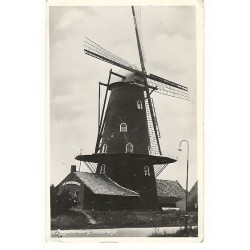 Oisterwijk ca. 1955 - Jeugdherberg - molen