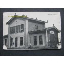 Hedel ca. 1920 - station