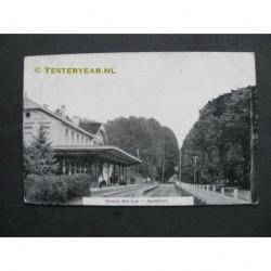 Apeldoorn 1912 - station Het Loo