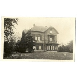 Gameren 1931 - Stoutenhof - fotokaart
