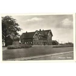 Meerssen 1955 - station