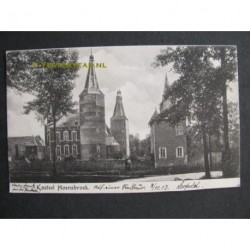 Hoensbroek 1903 - kasteel Hoensbroek